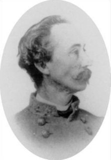 Thomas M. Scott Confederate States Army Generyal