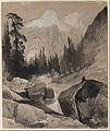 Thomas Moran - The North Dome, Yosemite, California - Google Art Project.jpg