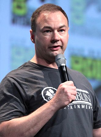 Thomas Tull - Tull at San Diego Comic-Con in 2015
