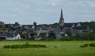 Thoré-la-Rochette Commune in Centre-Val de Loire, France