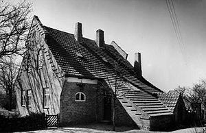 Peder Vilhelm Jensen-Klint - The Thorkild Aagaard House