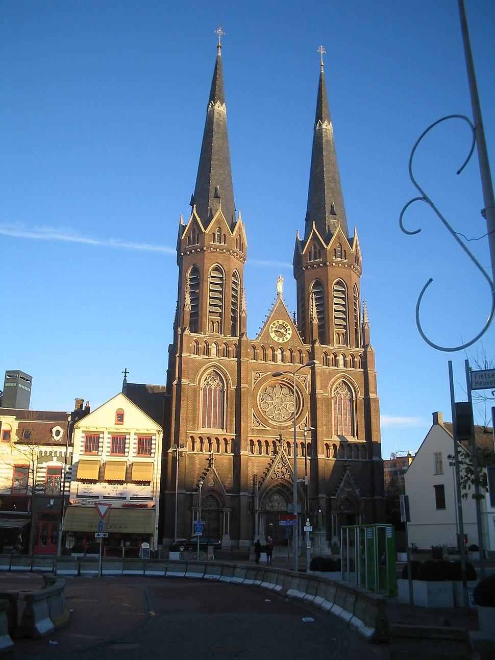 Tilburg kerk