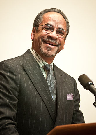 Tim Reid - Reid speaking at the USDA Black History Month celebration in February 2012