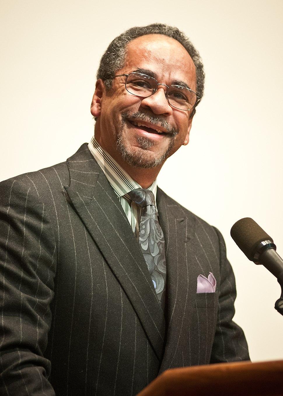 Tim Reid at USDA Black History Month celebration