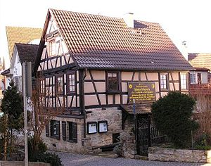 Tobias Mayer - Birthplace of Tobias Mayer