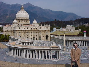 Tobu World Square St Peters Basilica 1.jpg