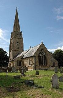 Todenham village and civil parish in Cotswold, Gloucestershire, England