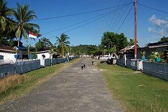 Togian Islands - Togian Village