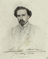 Tomás Ribeiro (1) - Retratos de portugueses do século XIX (SOUSA, Joaquim Pedro de).png