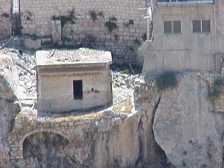 Monolith of Silwan