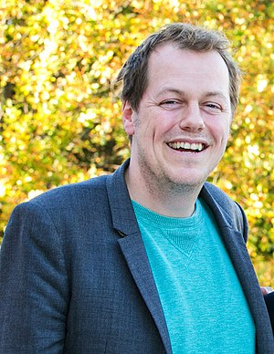 Tom Parker Bowles - Image: Tomparkerbowles (cropped) (cropped)