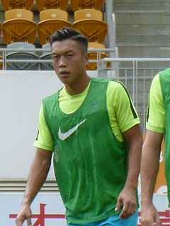 Tong Kin Man Hong Kong footballer