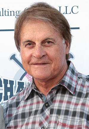 Tony La Russa - La Russa in 2017