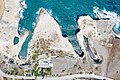 Top down aerial from the north of Papafragas Beach on Milos Island, Greece.jpg