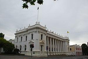 Town Hall of Launceston
