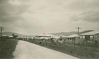 Silkwood, Queensland - Silkwood, circa 1930