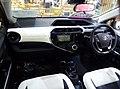 Toyota AQUA Crossover (DAA-NHP10H) interior.jpg