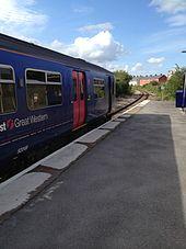 Melksham Railway Station Wikipedia