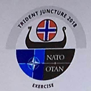 NATO-led military exercise in Norway in 2018