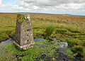 Trig point above Broadall Gulf.jpg