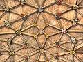 Trinity College Great Gate ceiling - panoramio.jpg