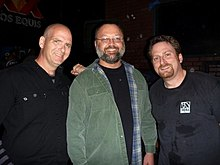 Troika Games' Founders (left to right) Jason D. Anderson, Tim Cain and Leonard Boyarsky.jpg