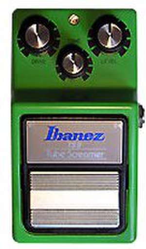 Effects unit - Ibanez Tube Screamer TS9 overdrive pedal