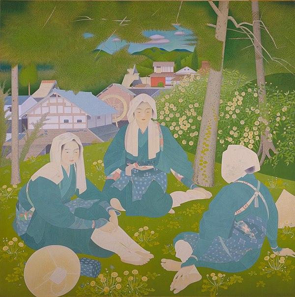 Tsuchida-Oharame-1927