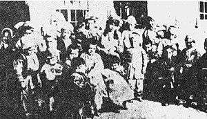 Erzincan - Orphans in Erzincan.