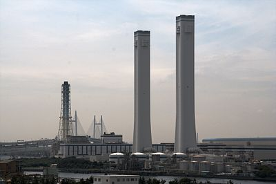 Picture of 横浜火力発電所
