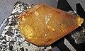 Twinned calcite & sphalerite (Elmwood Mine, Smith County, Tennessee, USA) 2.jpg
