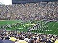 UConn vs. Michigan 2010 06 (Michigan Marching Band).JPG