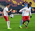 UEFA Youth League FC Salzburg gegen Manchester City FC ( 8. Februar 2017) 66.jpg