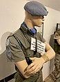 UNIFIL Indian Bush uniform Beret UN badge Norw. flag Norbatt Norwegian batallion in Ebel es Saqi Libanon 1989-90 Mek. tropp etc. Torås Fort Military History Museum Færder Tjøme Norway 2021 IMG 4924.jpg