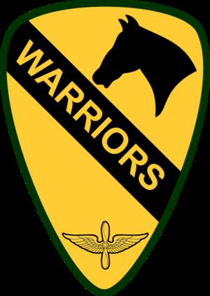 Combat Aviation Brigade, 1st Cavalry Division - Image: USA 1st Cavalry Aviation Brigade