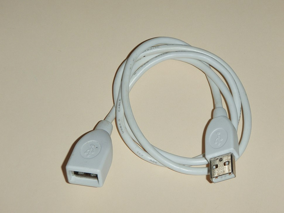 USB extender cable