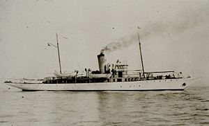 USS Lydonia (SP-700) - Image: USC&GS Lydonia