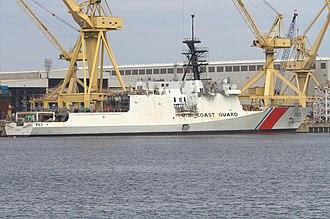 USCGC Hamilton (WMSL-753) - Image: USCGC Hamilton ( WMSL 753 )