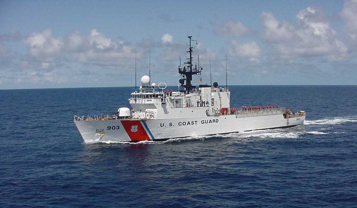 Uscgc Harriet Lane Wmec 903 Wikipedia