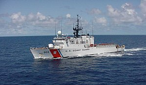 USCGC Harriet Lane WMEC-903