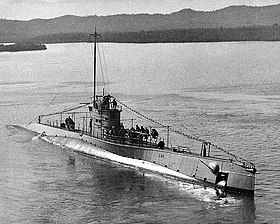 Il sommergibile USS S-44