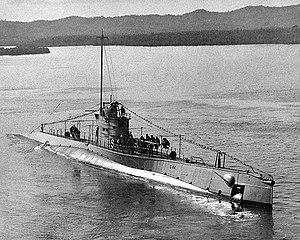 United States S-class submarine - USS S-44