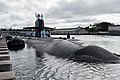 USS Buffalo Returns from deployment in time for Christmas 161223-N-KC128-0044.jpg