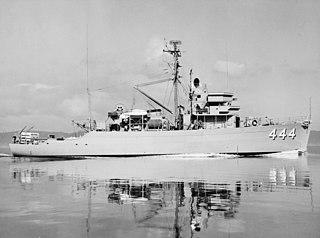 USS <i>Firm</i> (AM-444)