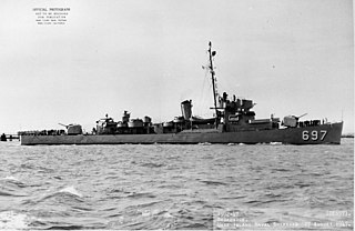 USS <i>George</i> (DE-697)