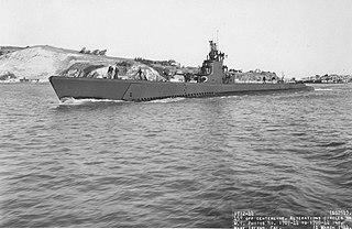 USS <i>Gurnard</i> (SS-254)