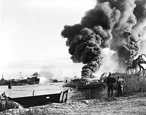 West Loch disaster - Image: USS LST 480 3