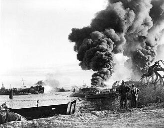 West Loch disaster - Image: USS LST 480 3
