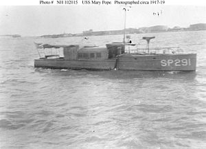 USS Mary Pope (SP-291)