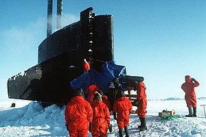Sturgeon-class submarine - Image: USS Pargo (SSN 650)